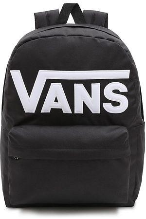 Vans Zaino Old Skool Drop V (black-white) Uomo