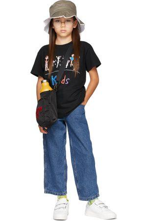 Kids Worldwide T-shirt a maniche corte - SSENSE Exclusive Kids Graphic 'Kids' T-Shirt