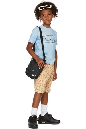 Martine Rose SSENSE Exclusive Kids Blue Classic T-Shirt