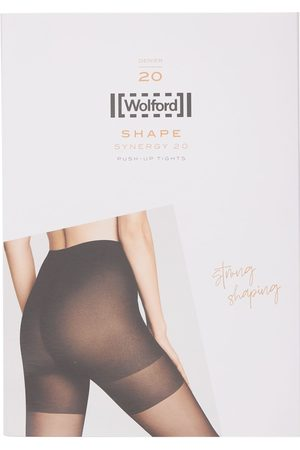 """WOLFORD Donna Collant - Collant Push-up """"synergy"""" 20 Denari"""