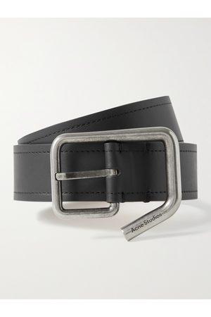 Acne Studios Uomo Cinture - 3.5cm Leather Belt