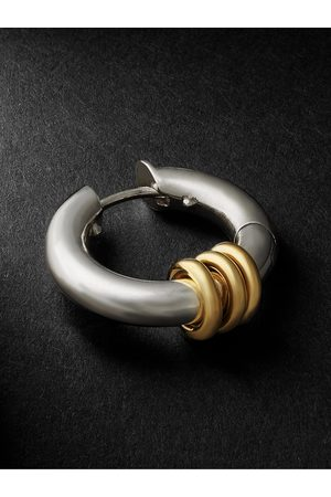 Spinelli Kilcollin And Gold Single Hoop Earring
