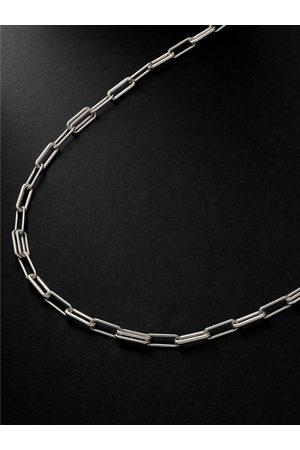 SPINELLI KILCOLLIN Uomo Collane - Elliptical Chain Necklace
