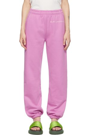 Marc Jacobs Pink 'The Sweatpants' Sweatpants