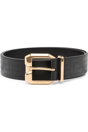 Versace Uomo Cinture - Cintura La Greca