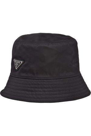 Prada Uomo Cappelli - Cappello bucket Re-Nylon