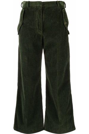 Kenzo Donna A zampa - Pantaloni a gamba ampia