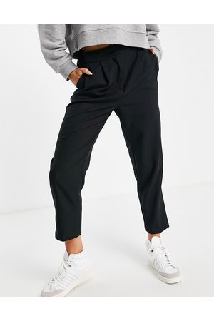 ASOS DESIGN Pantaloni sartoriali affusolati eleganti neri