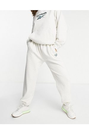 Reebok Joggers oversize color gesso