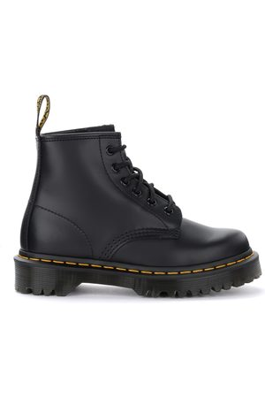 Dr. Martens Anfibio 101 Bex Smooth in pelle nera