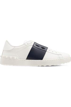 "VALENTINO GARAVANI Sneakers ""open"" In Pelle"