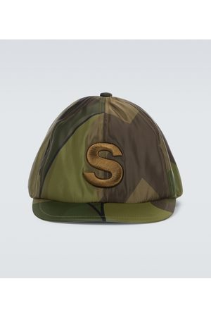 SACAI X KAWS - Cappello da baseball con logo