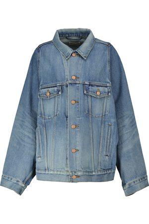 Balenciaga Giacca di jeans oversize