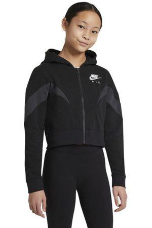 Nike Big Kids'- Full-Zip - felpa con cappuccio - bambina. Taglia S