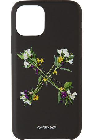 Off-White Flowers iPhone 11 Pro Case