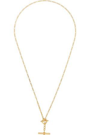 Bottega Veneta Uomo Collane - Gold Chain Toggle Necklace