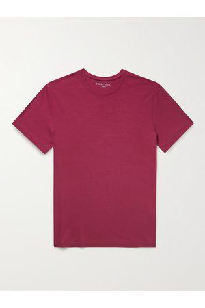 DEREK ROSE Basel Stretch Micro Modal Jersey T-Shirt