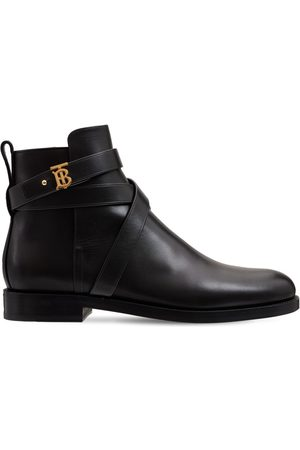"""Burberry Stivali """"new Pryle"""" In Pelle 20mm"""