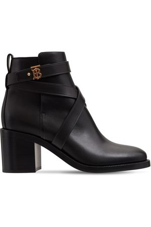Burberry Stivali New Pryle In Pelle 70mm