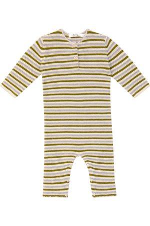 BONPOINT Baby - Tutina Ticiano in lana a righe