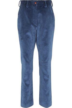 BLAZÉ MILANO Pantaloni slim in velluto a coste