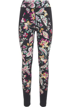 """Isabel Marant Leggings """"tisea"""" In Jersey Riciclato Stretch"""