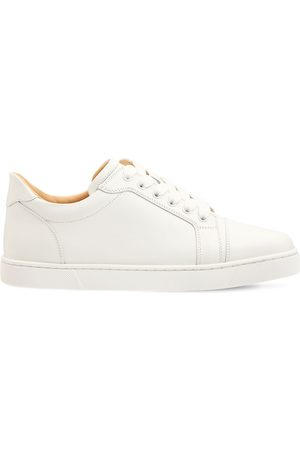 "Christian Louboutin Sneakers ""vieira"" In Pelle 10mm"