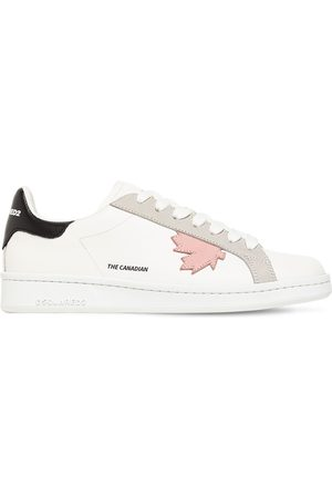 Dsquared2 Sneakers In Pelle 20mm