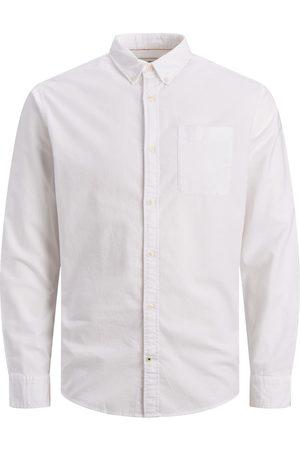 JACK & JONES Uomo Casual - Camicia 'Oxford