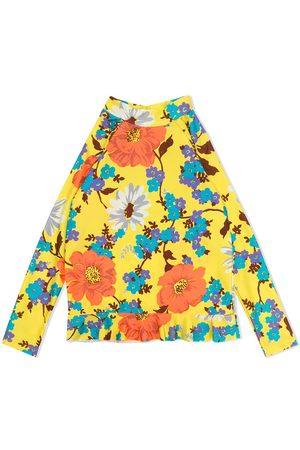 ZIMMERMANN Bambina Bluse - Blusa a fiori
