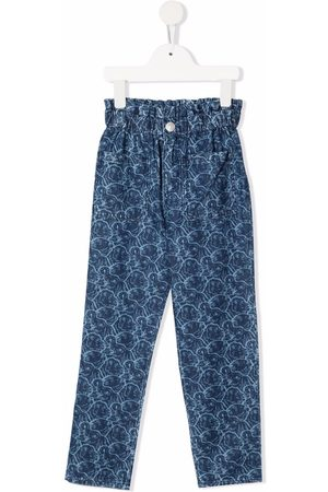 Kenzo Jeans con stampa
