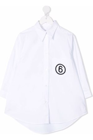MM6 KIDS Bambina Camicie - Camicia con stampa