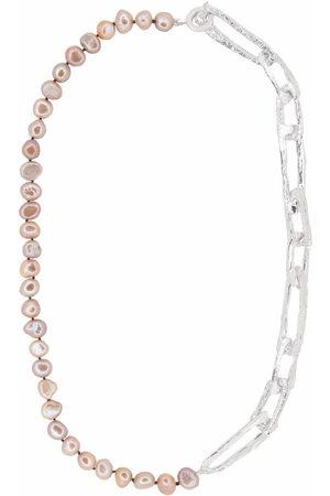 Lee Donna Collane - Collana con perle Adesia