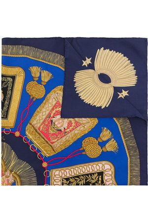 Hermès Sciarpe - Foulard Poste et Cavalerie in seta anni '90