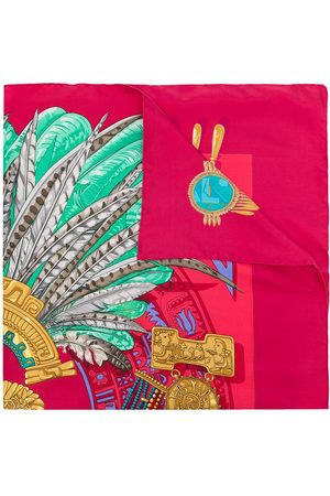 Hermès Sciarpe - Sciarpa Mexique Pre-owned anni '90