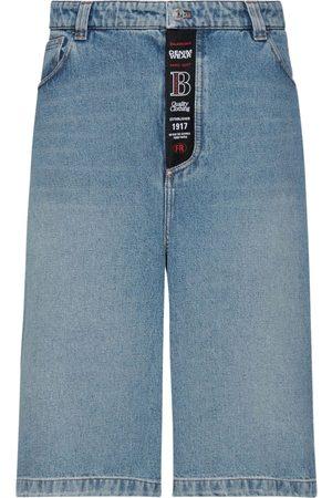 Balenciaga Uomo Jeans - BOTTOMWEAR - Cropped Jeans