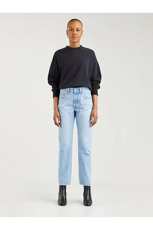 Levi's Donna Jeans - Jeans 501® ® Original Light Blue / Luxor Last
