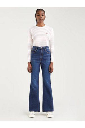 Levi's Jeans '70s High Flare Colorazione media / Sonoma Train