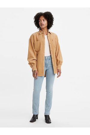 Levi's Jeans 314™ dritti modellanti Light Indigo / Slate Morning