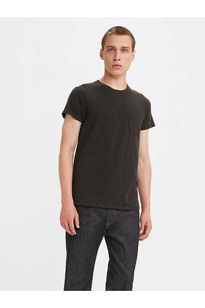 Levi's Uomo T-shirt sportive - T shirt ® Vintage Clothing 1950's sportiva / Black