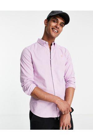 Farah Brewer - Camicia a maniche lunghe in cotone organico
