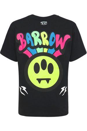 BARROW T-shirt In Cotone Con Logo