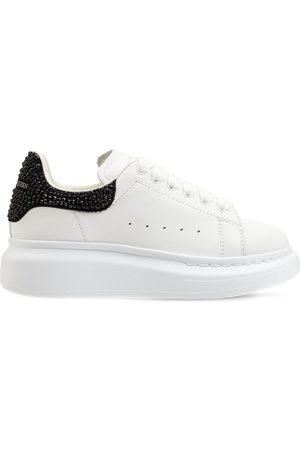 ALEXANDER MCQUEEN Sneakers In Pelle