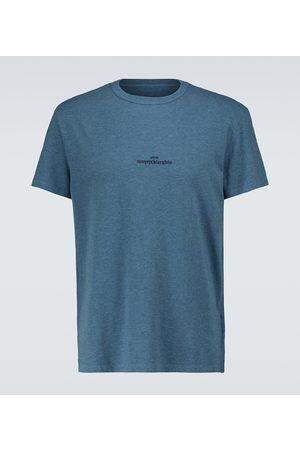 Maison Margiela T-shirt in cotone con logo