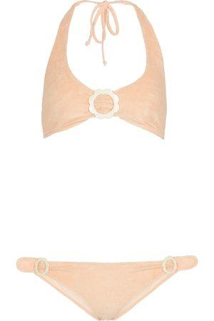 Lisa Marie Fernandez Bikini Scallop