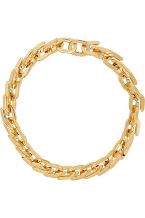Givenchy Gold Medium G Link Necklace