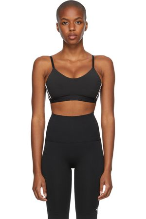 adidas Originals Donna Sportivi - Black All Me 3-Stripes Bra