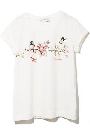 MONNALISA Bambina T-shirt - T-shirt a fiori