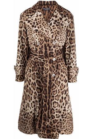 Dolce & Gabbana Donna Impermeabili - Trench con cintura