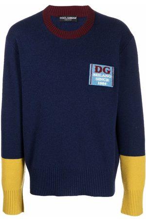 Dolce & Gabbana Uomo Felpe - Maglione con logo
